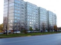 Тольятти, улица Льва Толстого, дом 5. многоквартирный дом