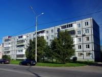 Тольятти, улица Льва Толстого, дом 18. многоквартирный дом