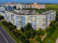 neighbour house: st. Tolstoy, house 28. Apartment house