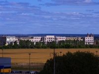 Тольятти, Хрящевское шоссе. неиспользуемое здание
