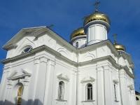 Тольятти, храм В честь Благовещения Божией Матери (п.Фёдоровка), улица Кооперативная, дом 27А