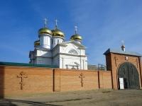 neighbour house: st. Kooperativnaya, house 27А. temple В честь Благовещения Божией Матери (п.Фёдоровка)