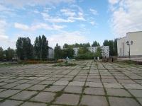 Тольятти, улица 60 лет СССР (Поволжский). площадь Денисова