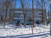Togliatti, 60 let SSSR (Povolzhky village) st, house 50. Apartment house