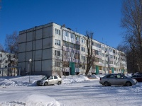 Togliatti, Novo-Sadovaya (Povolzhky village)  st, house 17. Apartment house