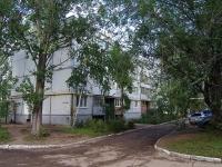 Тольятти, улица Олимпийская (Поволжский), дом 27. многоквартирный дом