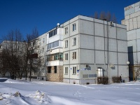 Togliatti, Olimpiyskaya (Povolzhky village) st, house 50. Apartment house