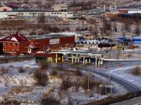 Тольятти, Обводное шоссе, дом 2. автозаправочная станция