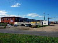 Тольятти, улица Транспортная, дом 16. офисное здание