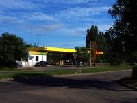 """Тольятти, улица Транспортная, дом 21Б. автозаправочная станция """"Роснефть"""""""