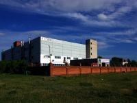 Тольятти, завод (фабрика) СЗПИ, ЗАО Средневолжский завод полимерных изделий, улица Транспортная, дом 27