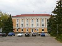 隔壁房屋: sq. Tsentralnaya, 房屋 4. 杜马 Тольяттинская городская дума