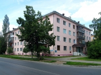 neighbour house: sq. Tsentralnaya, house 8. Apartment house