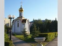 Тольятти, часовня Христорождественская часовня, площадь Центральная, дом 1
