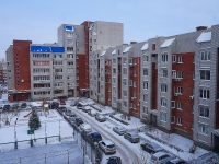 Togliatti, Polyakova st, house 26. Apartment house