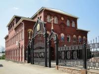 Тольятти, храм В честь Казанской иконы Божией Матери, проезд Вавиловой, дом 2
