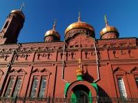 neighbour house: Ln. Vavilovoi, house 2. temple В честь Казанской иконы Божией Матери