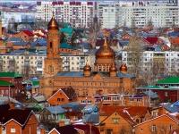 Тольятти, проезд Вавиловой, дом 2. храм В честь Казанской иконы Божией Матери