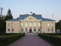 Togliatti, Администрация м.р. Ставропольский, Svobody sq, house 9
