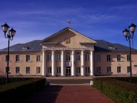 neighbour house: sq. Svobody, house 4. Мэрия г.о. Тольятти
