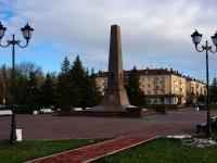 Togliatti, обелиск СлавыSvobody sq, обелиск Славы