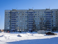Togliatti, Skryabin (Povolzhsky village) st, house 13. Apartment house