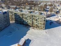 Тольятти, улица Академика Скрябина (Поволжский), дом 13. многоквартирный дом