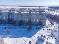 Togliatti, Skryabin (Povolzhsky village) st, house 15. Apartment house
