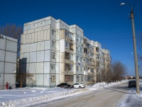 Togliatti, Skryabin (Povolzhsky village) st, house 19. Apartment house