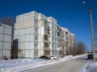 Тольятти, улица Академика Скрябина (Поволжский), дом 19. многоквартирный дом
