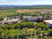Syzran, avenue 50 let Oktyabrya, house 1. college
