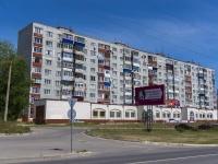 Syzran, avenue 50 let Oktyabrya, house 12. Apartment house