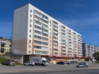 Syzran, avenue 50 let Oktyabrya, house 12А. Apartment house
