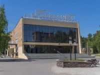 Syzran, avenue 50 let Oktyabrya, house 14. community center