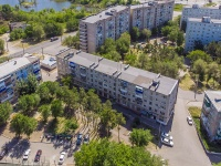 Syzran, avenue 50 let Oktyabrya, house 2. Apartment house