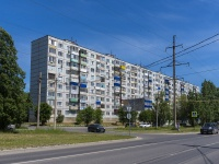 Syzran, avenue 50 let Oktyabrya, house 4Б. Apartment house