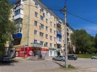 Syzran, avenue 50 let Oktyabrya, house 6. Apartment house