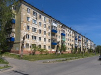 Syzran, avenue 50 let Oktyabrya, house 10. Apartment house
