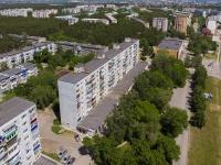 Syzran, avenue 50 let Oktyabrya, house 16. Apartment house