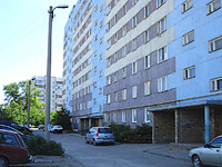 neighbour house: st. Akifiev, house 5. Apartment house