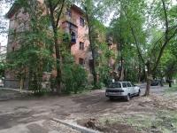 Сызрань, улица Астраханская, дом 8. многоквартирный дом