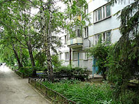 Syzran, Babushkina st, house 8. Apartment house