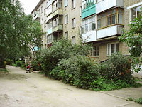 Syzran, Verhnepionerskaya st, house 20. Apartment house