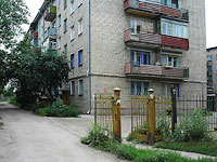 neighbour house: st. Verhnepionerskaya, house 24А. Apartment house