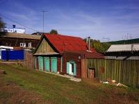 Сызрань, Волжский переулок, дом 2. индивидуальный дом