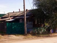 Сызрань, Волжский переулок, дом 4. индивидуальный дом