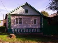 Сызрань, Волжский переулок, дом 8. индивидуальный дом