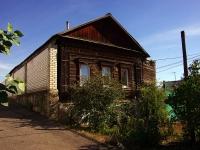 Сызрань, Волжский переулок, дом 10. индивидуальный дом