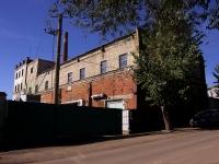 Сызрань, Волжский переулок, дом 13. многофункциональное здание