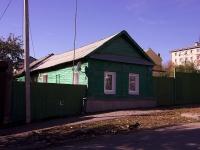 Сызрань, Волжский переулок, дом 15. индивидуальный дом